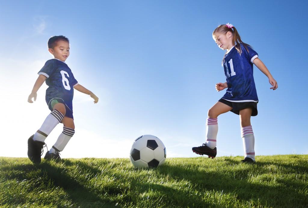 Prova på att spela fotboll 11